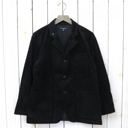 『Loiter Jacket-8W Corduroy』(Black)