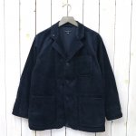 ENGINEERED GARMENTS『Loiter Jacket-8W Corduroy』(Navy)