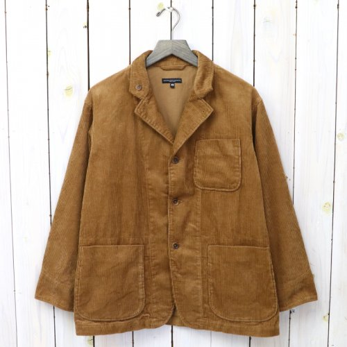 『Loiter Jacket-8W Corduroy』(Chestnut)