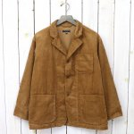ENGINEERED GARMENTS『Loiter Jacket-8W Corduroy』(Chestnut)