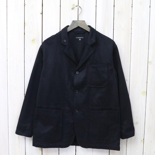 『Loiter Jacket-Wool Cotton Flannel』(Dk.Navy)