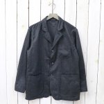 ENGINEERED GARMENTS『Loiter Jacket-Wool Cotton Flannel』(H.Grey)