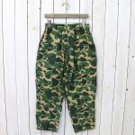 SOUTH2 WEST8『Army String Pant-Printed Flannel/Camouflage』(Duck Hunter)