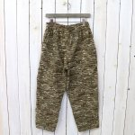SOUTH2 WEST8『Army String Pant-Printed Flannel/Camouflage』(Trout)