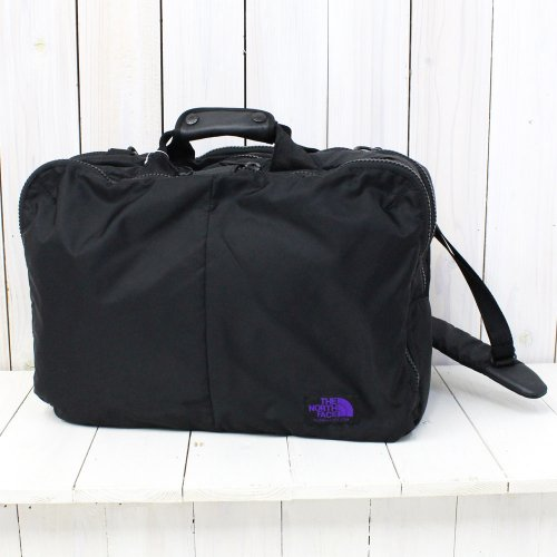 『LIMONTA® Nylon 3Way Bag』(Black)
