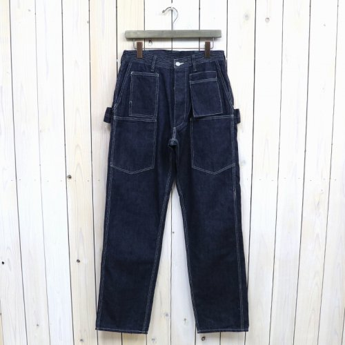 『WHOLE PRUNER PANTS(10.5oz DENIM)』(INDIGO)