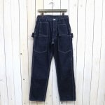 SASSAFRAS『WHOLE PRUNER PANTS(10.5oz DENIM)』(INDIGO)