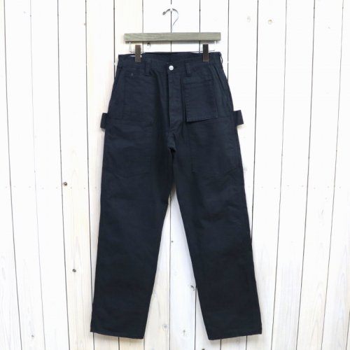 SASSAFRAS『WHOLE PRUNER PANTS(DUCK)』(CHARCOAL)