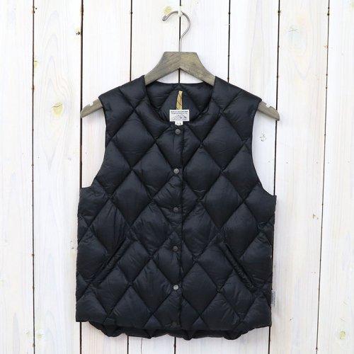 『Women's Six Month Vest』(BLACK)