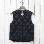 Rocky Mountain Featherbed『Women's Six Month Vest』(BLACK)