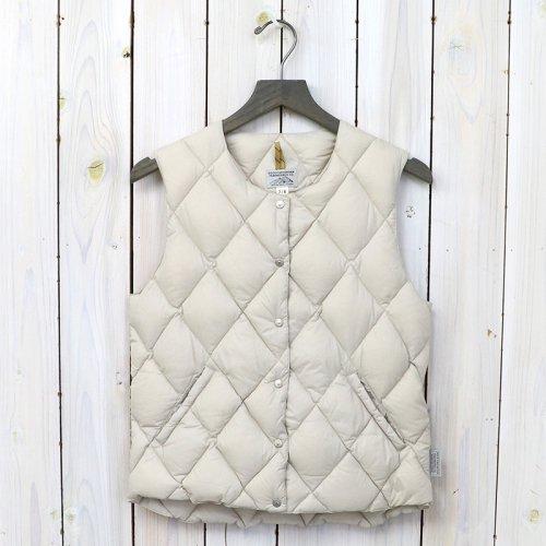 『Women's Six Month Vest』(L.BEIGE)