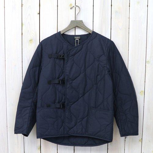 『Women's TD Jacket』(NAVY)