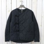 Rocky Mountain Featherbed『TD Jacket』(BLACK)