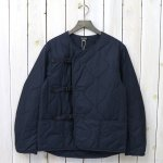 Rocky Mountain Featherbed『TD Jacket』(NAVY)
