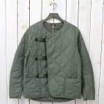 Rocky Mountain Featherbed『TD Jacket』(OLIVE)
