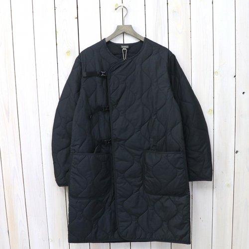『TD Coat』(BLACK)