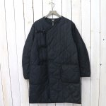 Rocky Mountain Featherbed『TD Coat』(BLACK)