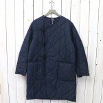 Rocky Mountain Featherbed『TD Coat』(NAVY)