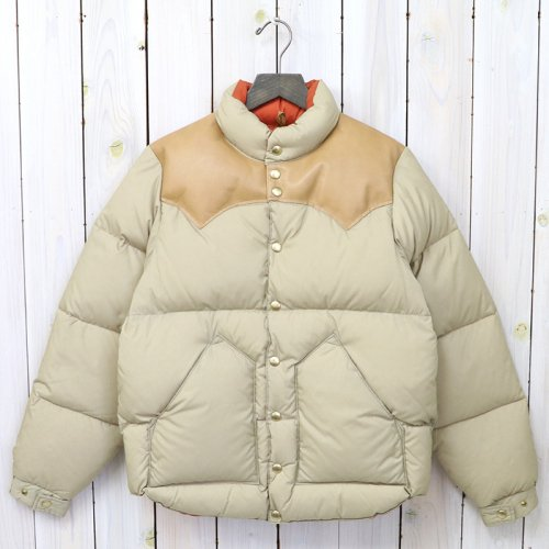 『Down Jacket』(TAN)