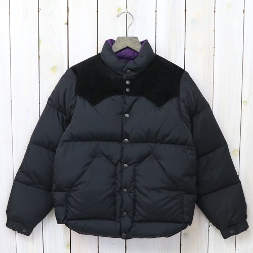 Rocky Mountain Featherbed『Down Jacket』(BLACK)