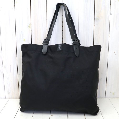 『Balistic Nylon Canal Park Tote-Tall』(Black)