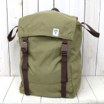 SOUTH2 WEST8『Canoe Sack-Small』(Khaki)