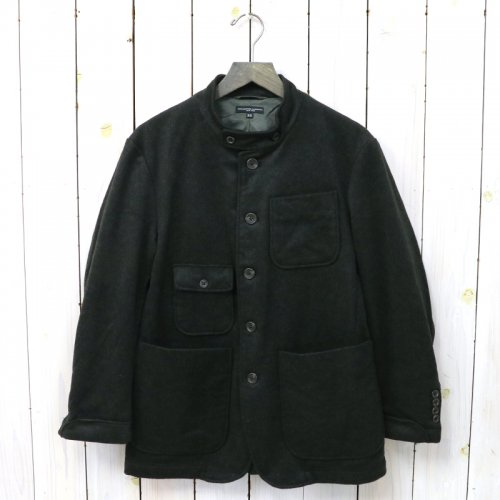 『Grim Jacket-Wool Loden Cloth』