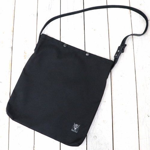 『Balistic Nylon Book Pack』(Black)