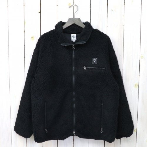 『Piping Jacket-Synthetic Pile』(Black)