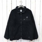 SOUTH2 WEST8『Piping Jacket-Synthetic Pile』(Black)