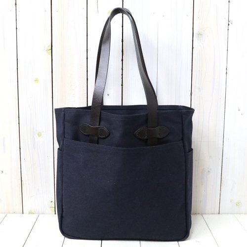 『TOTE BAG WITHOUT ZIPPER』(NAVY)