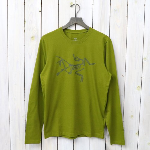 『Archaeopteryx LS T-Shirt』(Olive Amber)