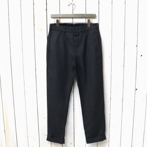 『Andover Pant-Heather Worsted Wool Flannel』