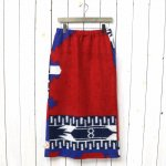 【会員様限定SALE】FWK by ENGINEERED GARMENTS『Track Skirt-Navajo Knit』