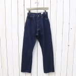 orSlow『HIGH RISE DENIM PANTS』(ONE WASH)