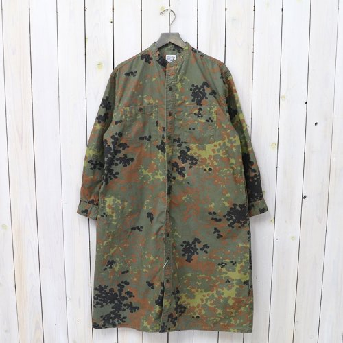 『STAND COLLAR LONG SLEEVE SHIRTS』(DOT CAMOUFLAGE)