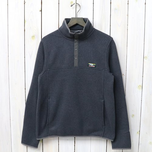 『Sweater Fleece Pullover』(Charcoal Grey Heather)