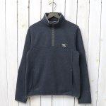 L.L.Bean『Sweater Fleece Pullover』(Charcoal Grey Heather) 55abe5ef9e8e