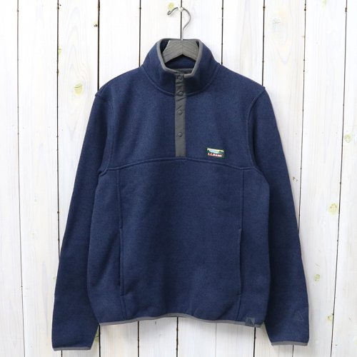 『Sweater Fleece Pullover』(Bright Navy)