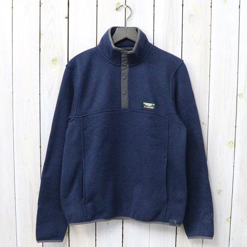 『Sweater Fleece Pullover』(Bright Navy)
