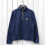 L.L.Bean『Sweater Fleece Pullover』(Bright Navy)