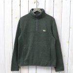 L.L.Bean『Sweater Fleece Pullover』(Kelp Green)