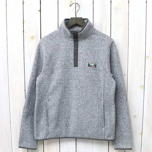 『Sweater Fleece Pullover』(Grey Heather)