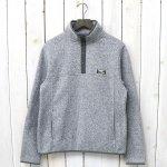 L.L.Bean『Sweater Fleece Pullover』(Grey Heather)