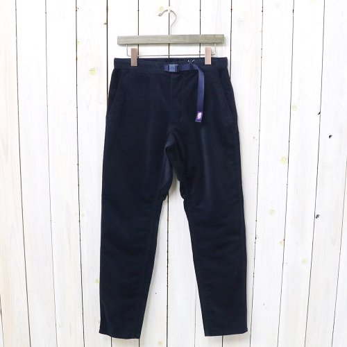 『Corduroy Field Pants』(Dark Navy)