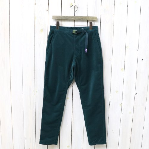 『Corduroy Field Pants』(Forest Green)