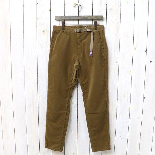 『Corduroy Field Pants』(Ocher)