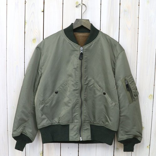 『Reversible L2-B Dtype Made by BUZZ RICKSON'S』(Olive×Beige)