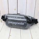 patagonia『Black Hole Waist Pack』(Hex Grey)