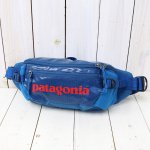 patagonia『Black Hole Waist Pack』(Balkan Blue)